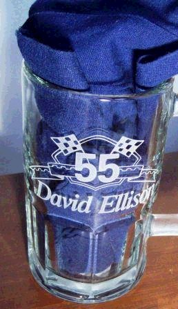 Glass Etched Mug with Stencil from www.all-about-stencils.com