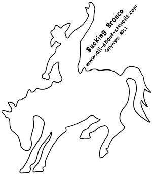 Wild West Stencils Cowboy Stencils Southwestern Stencils