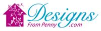 Logo for DesignsFromPenny.com