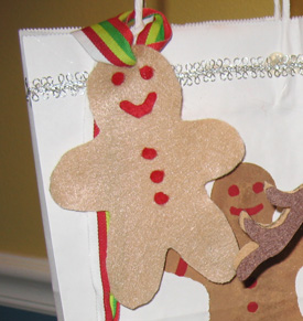 Gingerbread Man from www.all-about-stencils.com
